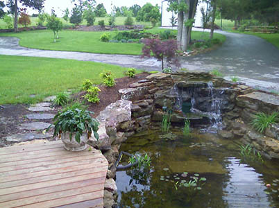 A1 Walls and Landscaping's Landscape Design Gallery